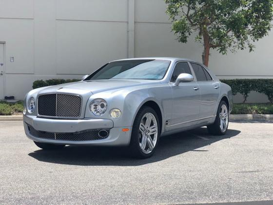 2012 Bentley Mulsanne :19 car images available