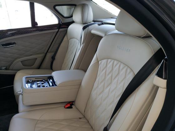 2018 Bentley Mulsanne