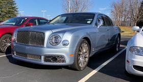 2017 Bentley Mulsanne  : Car has generic photo