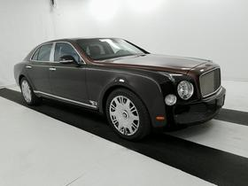 2013 Bentley Mulsanne :18 car images available