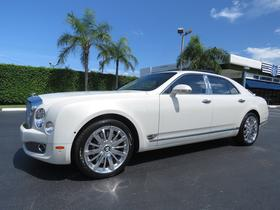 2016 Bentley Mulsanne :24 car images available
