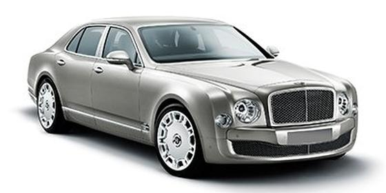 2012 Bentley Mulsanne  : Car has generic photo