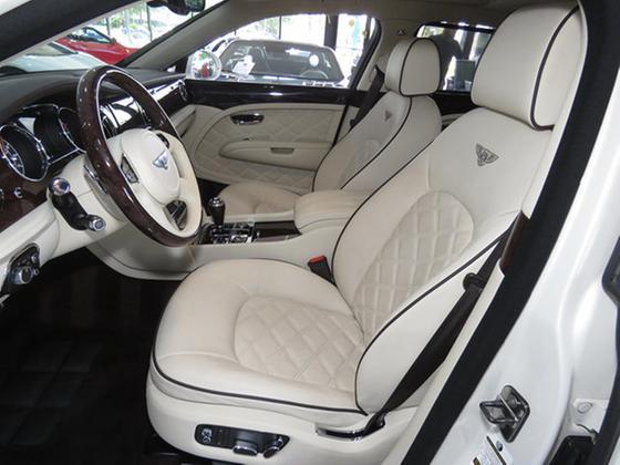 2016 Bentley Mulsanne