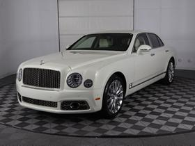 2019 Bentley Mulsanne :24 car images available