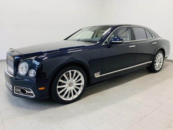 2019 Bentley Mulsanne