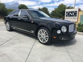 2013 Bentley Mulsanne :24 car images available