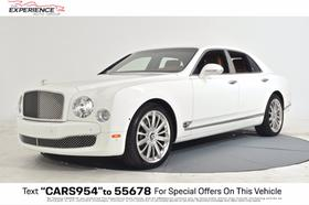 2014 Bentley Mulsanne :24 car images available