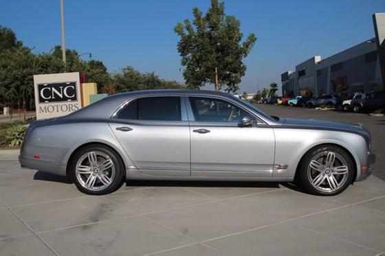 2012 Bentley Mulsanne
