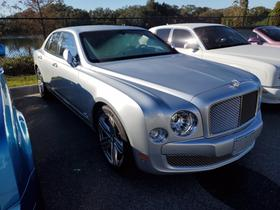 2013 Bentley Mulsanne :6 car images available