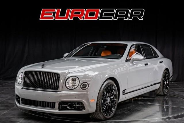 2020 Bentley Mulsanne :24 car images available