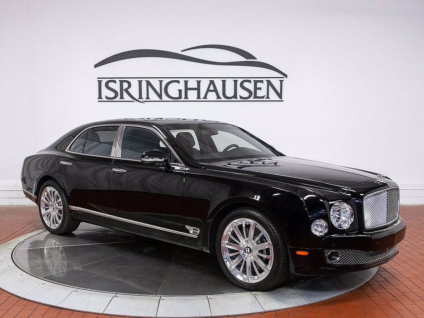 2013 Bentley Mulsanne :23 car images available