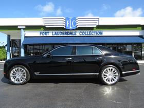 2014 Bentley Mulsanne Mulliner:24 car images available
