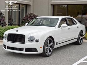 2018 Bentley Mulsanne Mulliner:24 car images available