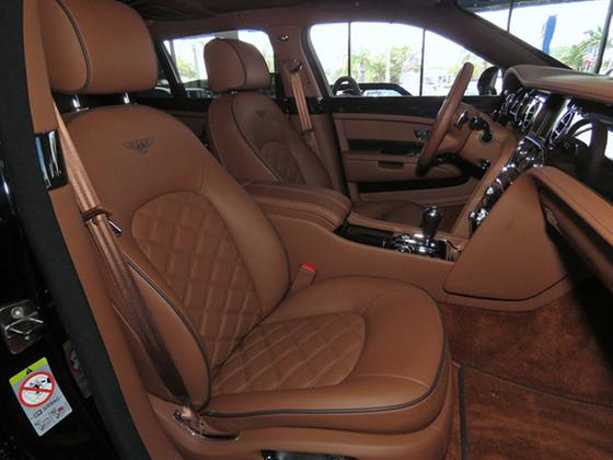 2013 Bentley Mulsanne Mulliner