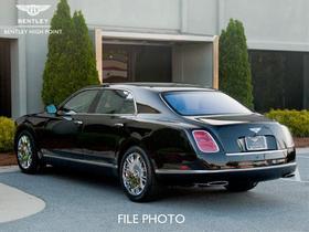 2013 Bentley Mulsanne Mulliner