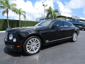 2015 Bentley Mulsanne Mulliner:24 car images available