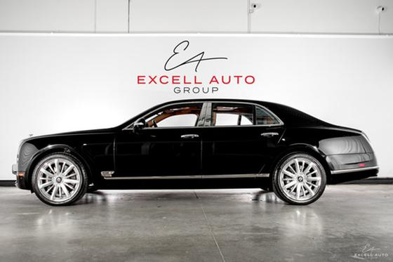 2013 Bentley Mulsanne Premiere:24 car images available