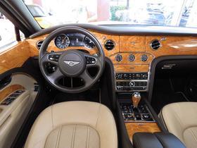 2012 Bentley Mulsanne Premiere