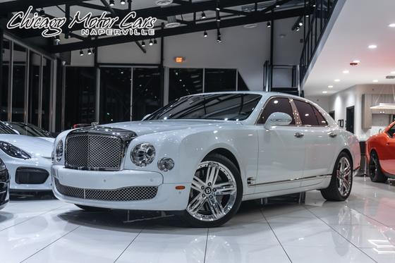 2011 Bentley Mulsanne Premiere:24 car images available