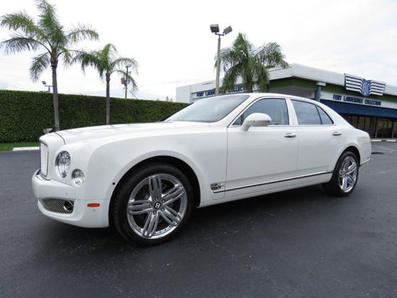 2014 Bentley Mulsanne Premiere:24 car images available