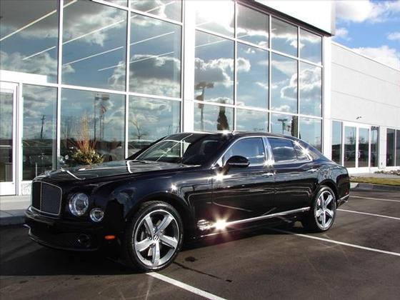2016 Bentley Mulsanne Speed:23 car images available
