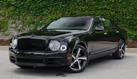 2018 Bentley Mulsanne Speed:24 car images available