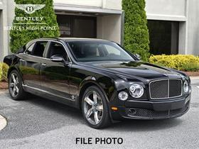 2016 Bentley Mulsanne Speed : Car has generic photo