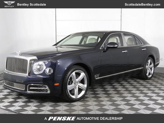 2020 Bentley Mulsanne Speed:24 car images available