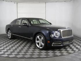 2020 Bentley Mulsanne Speed