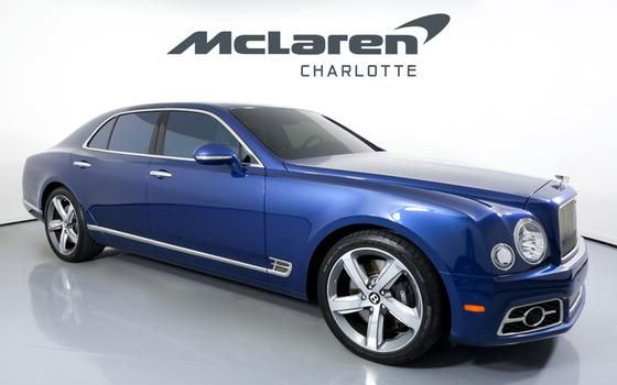 2017 Bentley Mulsanne Speed:24 car images available