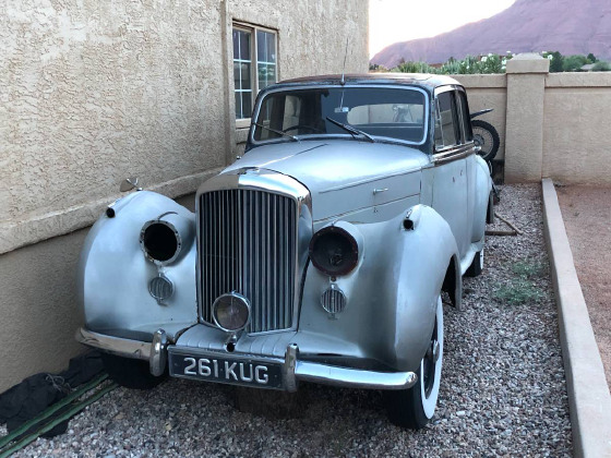 1953 Bentley R Type :6 car images available
