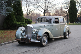 1951 Bentley R Type