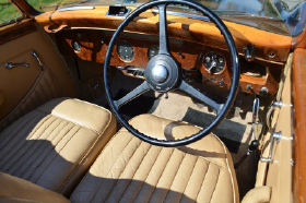 1953 Bentley R Type Drophead