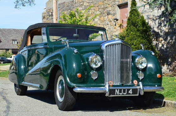 1953 Bentley R Type Drophead:10 car images available