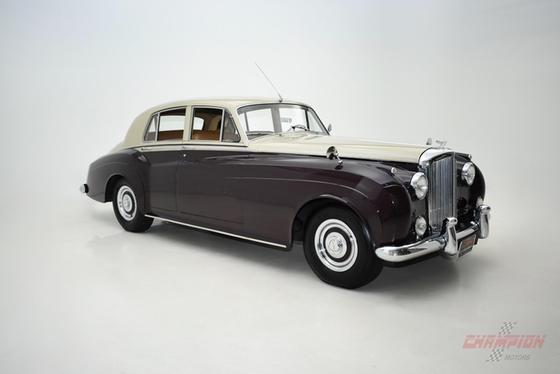 1955 Bentley S1 :24 car images available