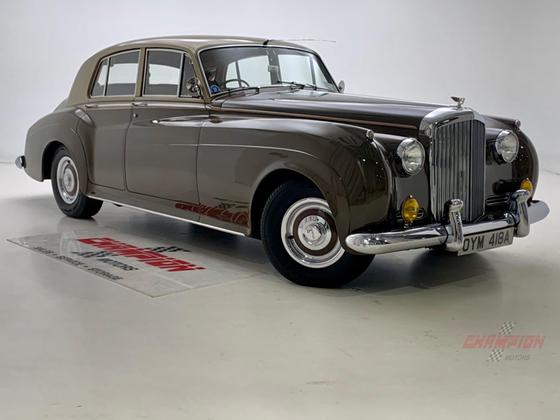 1960 Bentley S2 :24 car images available