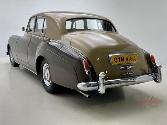1960 Bentley S2