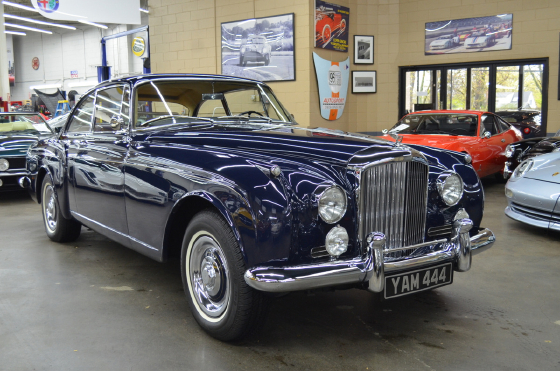 1961 Bentley S2 :12 car images available