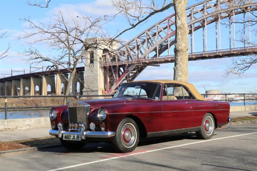 1961 Bentley S2 Park Ward:6 car images available