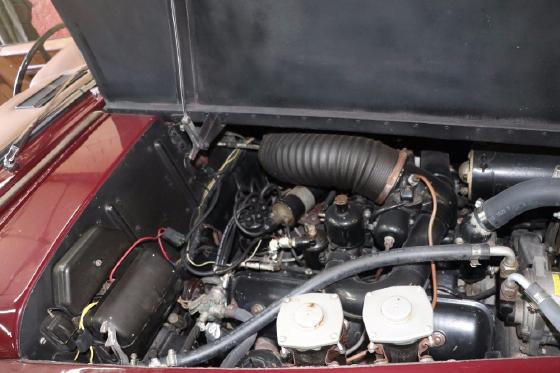 1962 Bentley S2 ParkWard