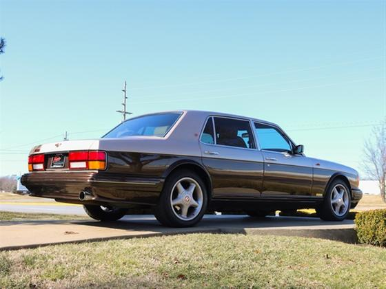 1998 Bentley Turbo RT
