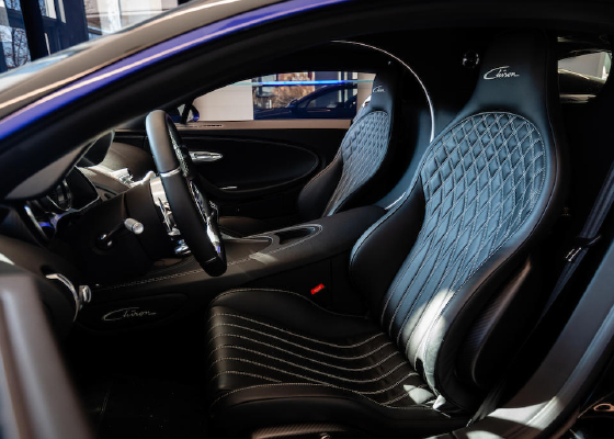 2018 Bugatti Chiron