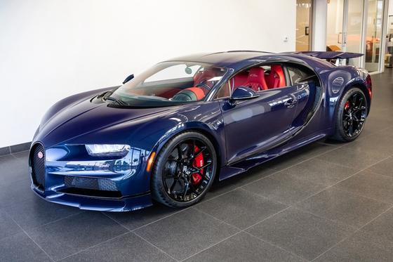 2018 Bugatti Chiron Coupe:24 car images available
