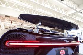 2018 Bugatti Chiron Coupe