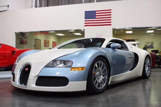 2008 Bugatti Veyron :24 car images available