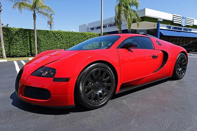 2008 Bugatti Veyron :24 car images available