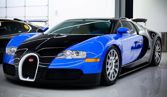 2008 Bugatti Veyron 16.4:6 car images available
