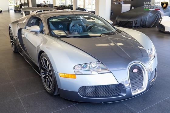 2008 Bugatti Veyron 16.4