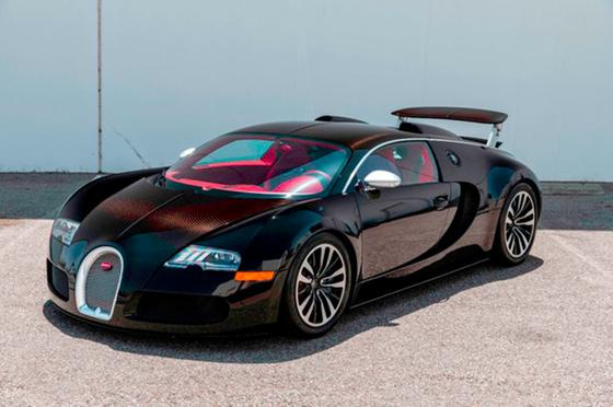 2010 Bugatti Veyron 16.4:24 car images available