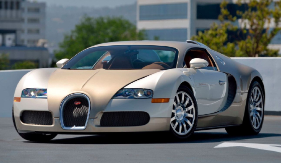 2008 Bugatti Veyron 16.4:10 car images available
